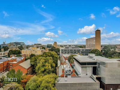 Safe, Secure and Spectacular investment in the heart of University Precinct!