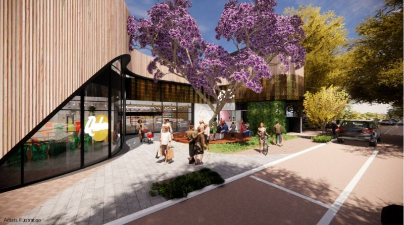New Retail Space for Lease in Busy Shopping Precinct - Available October 2021