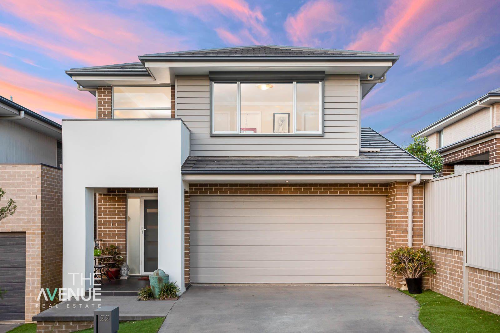 22 Whitley (off Rocks St) Avenue, Kellyville NSW 2155