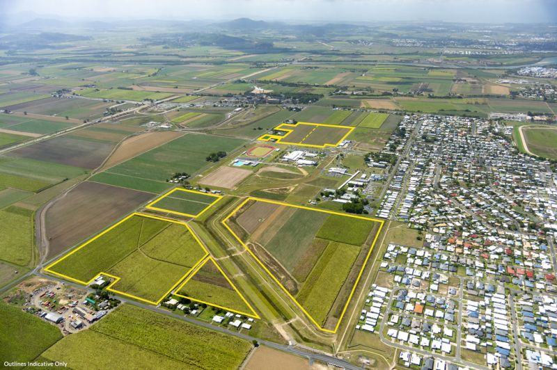 Mackay Development Sites