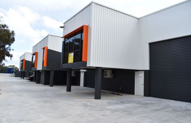 BRAND NEW INDUSTRIAL UNIT READY TO OCCUPY