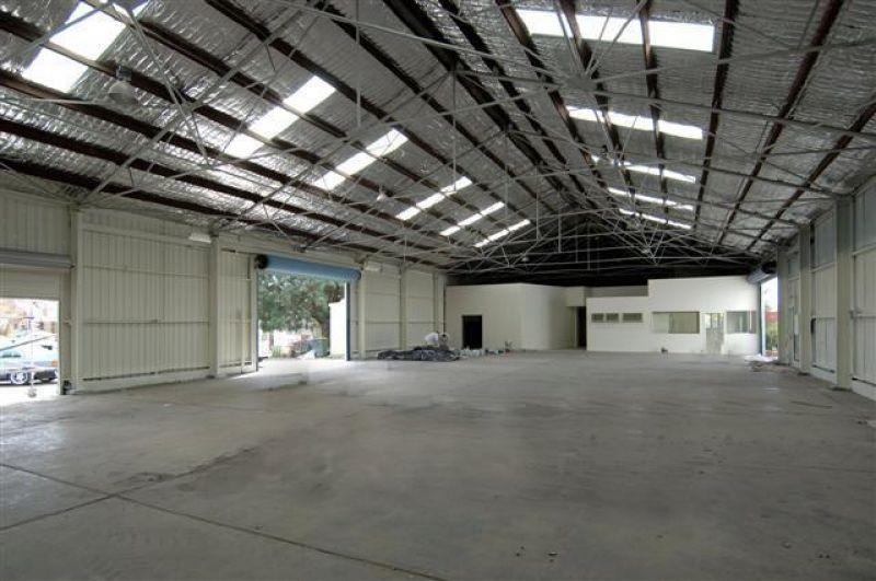 Inner-City Industrial Warehouse