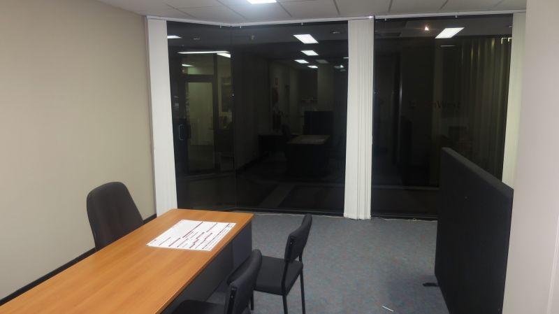 GROUND FLOOR – STREET FRONT OFFICES