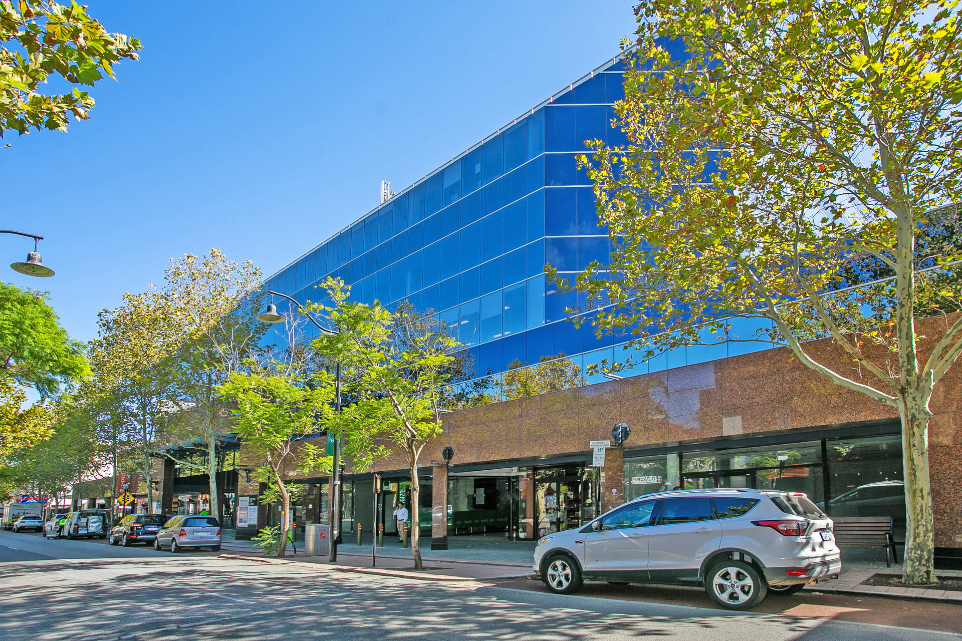 WESTCENTRE - 1260 HAY STREET