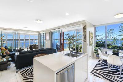 Panoramic Views and Morning Beach Walks...