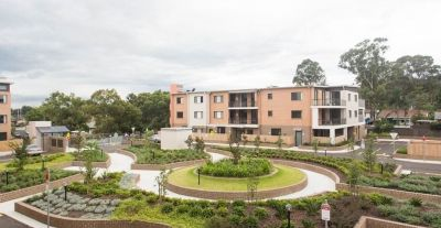 2 Bedroom Apartment - Ideal for a Family & Located Directly and Only Footsteps to Coles/Aldi Supermarket, Fitness Centre & Schools and More!