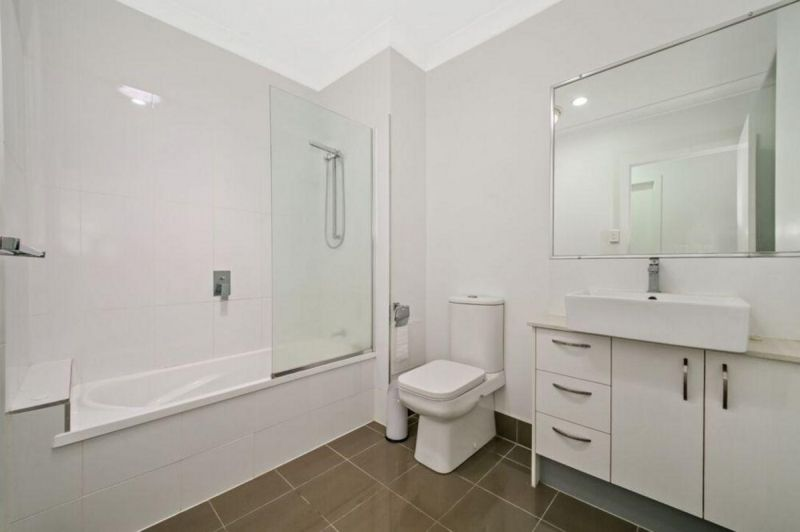 AS NEW UNIT WITH HUGE OUTDOOR BALCONY AND TWO CAR SPACES