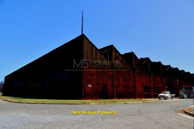 665sqm - Refurbished High Clearance Warehouse