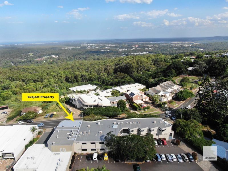Top of Buderim Ground Floor Retail/Office Suite | For Sale