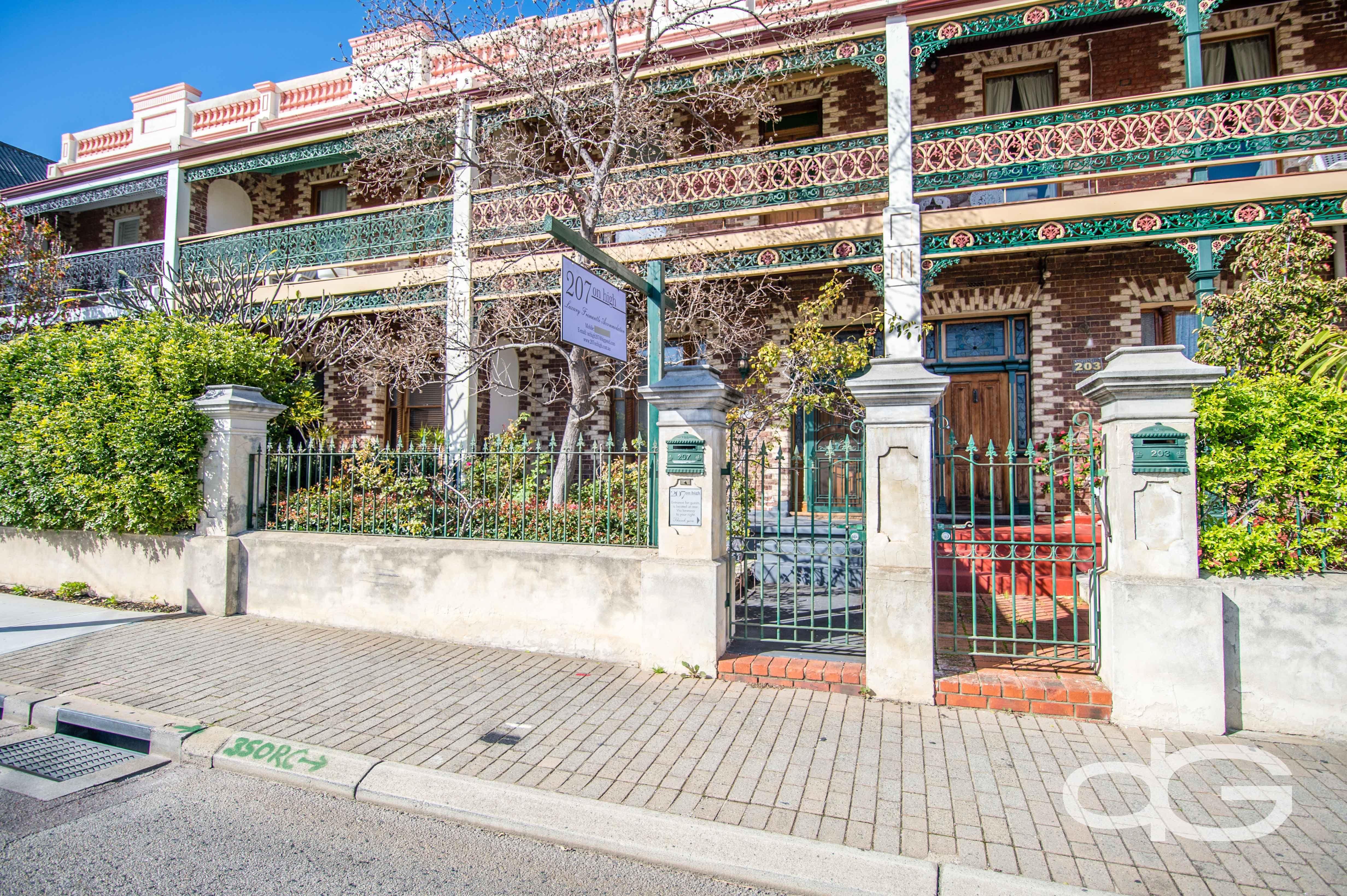 207 High Street, Fremantle