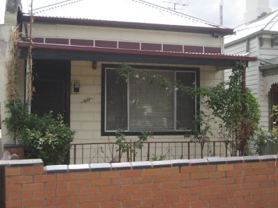 SINGLE FRONTED RENOVATOR