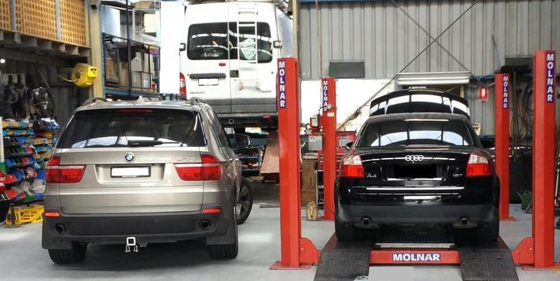 Leading Mechanical Service Centre - Same owners since 1985