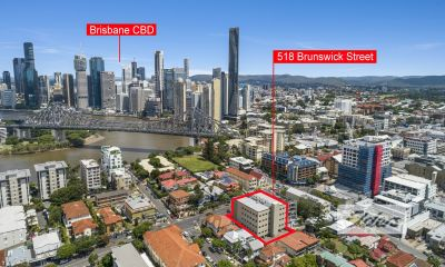 QUALITY FITTED OFFICE IN FORTITUDE VALLEY!