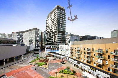 Victoria Point: Delightful Docklands Apartment!