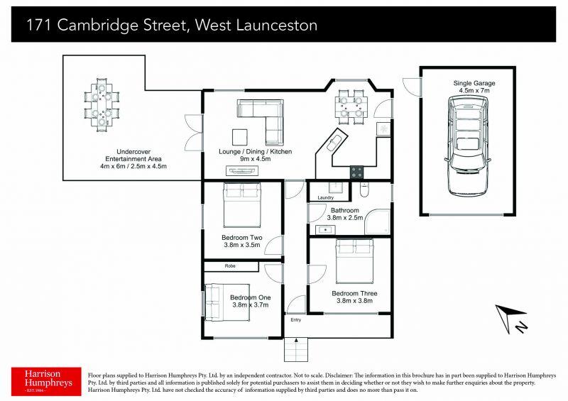 171 Cambridge Street Floorplan