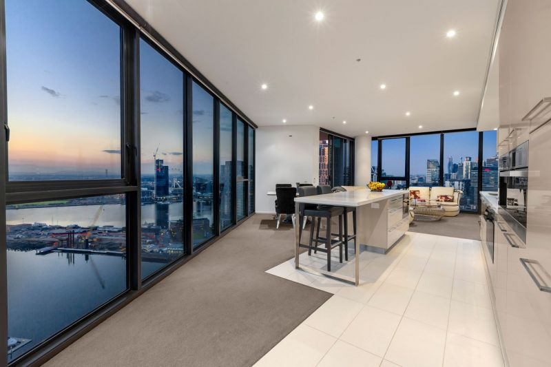 *Book now for your private inspection or video/Facetime tour* This Stunning Three Bedroom Apartment is an Urban Oasis