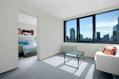 FULLY FURNISHED CityTempo 25th floor: Top Quality, Superb Location!