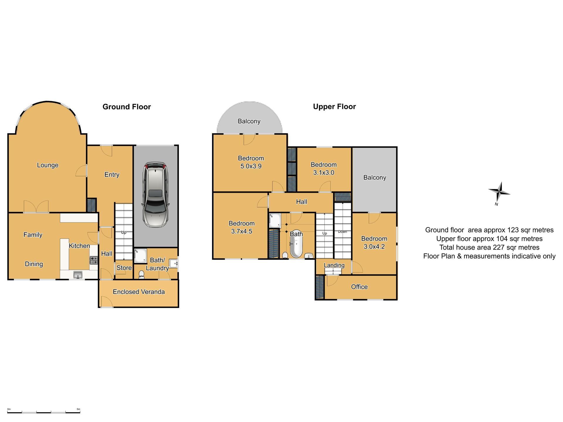 37 National Avenue - Floor Plan
