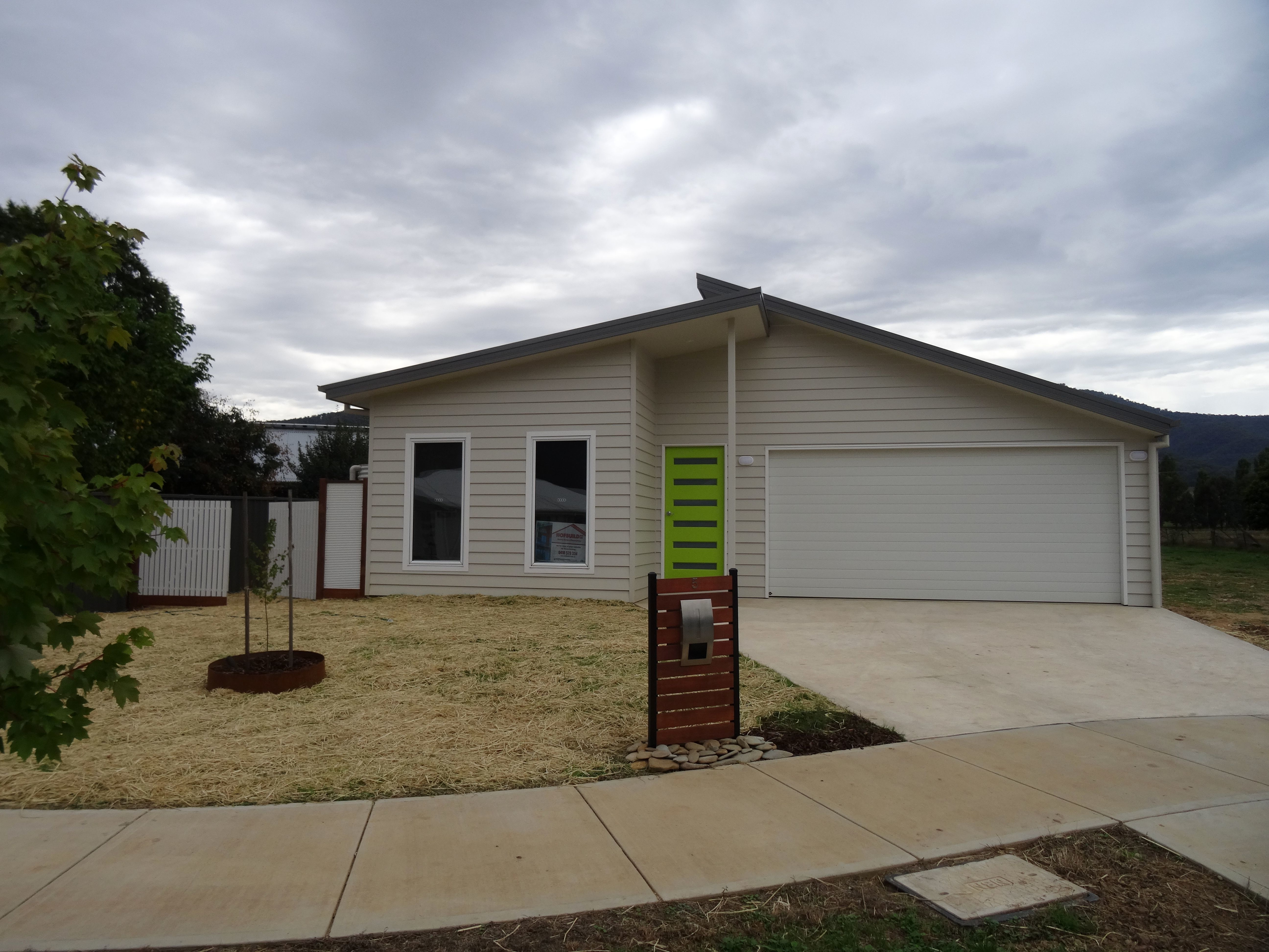New house! New Development!