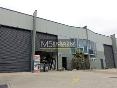 179sqm - Warehouse and Office + 40sqm Additional Office