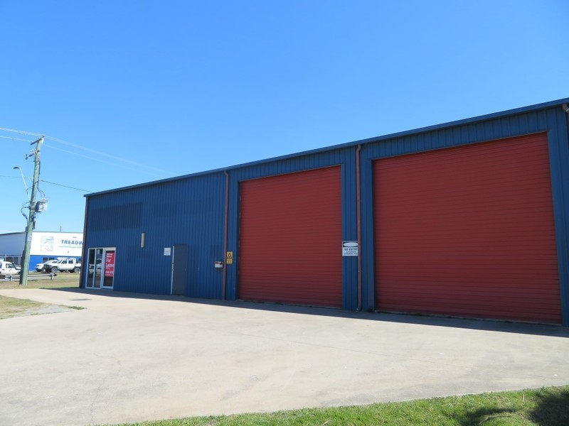 Well Designed Industrial Shed