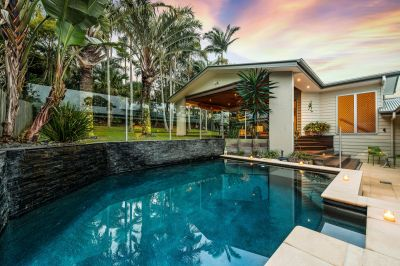 Peaceful, Private, Paradise – A Treasure Island for All Your Family