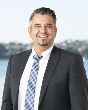 Tony Campos Real Estate Agent