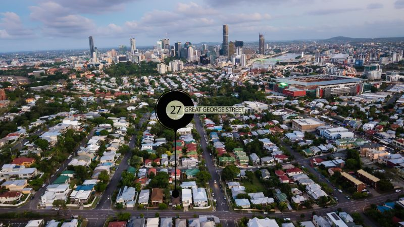 27 Great George Street Paddington 4064