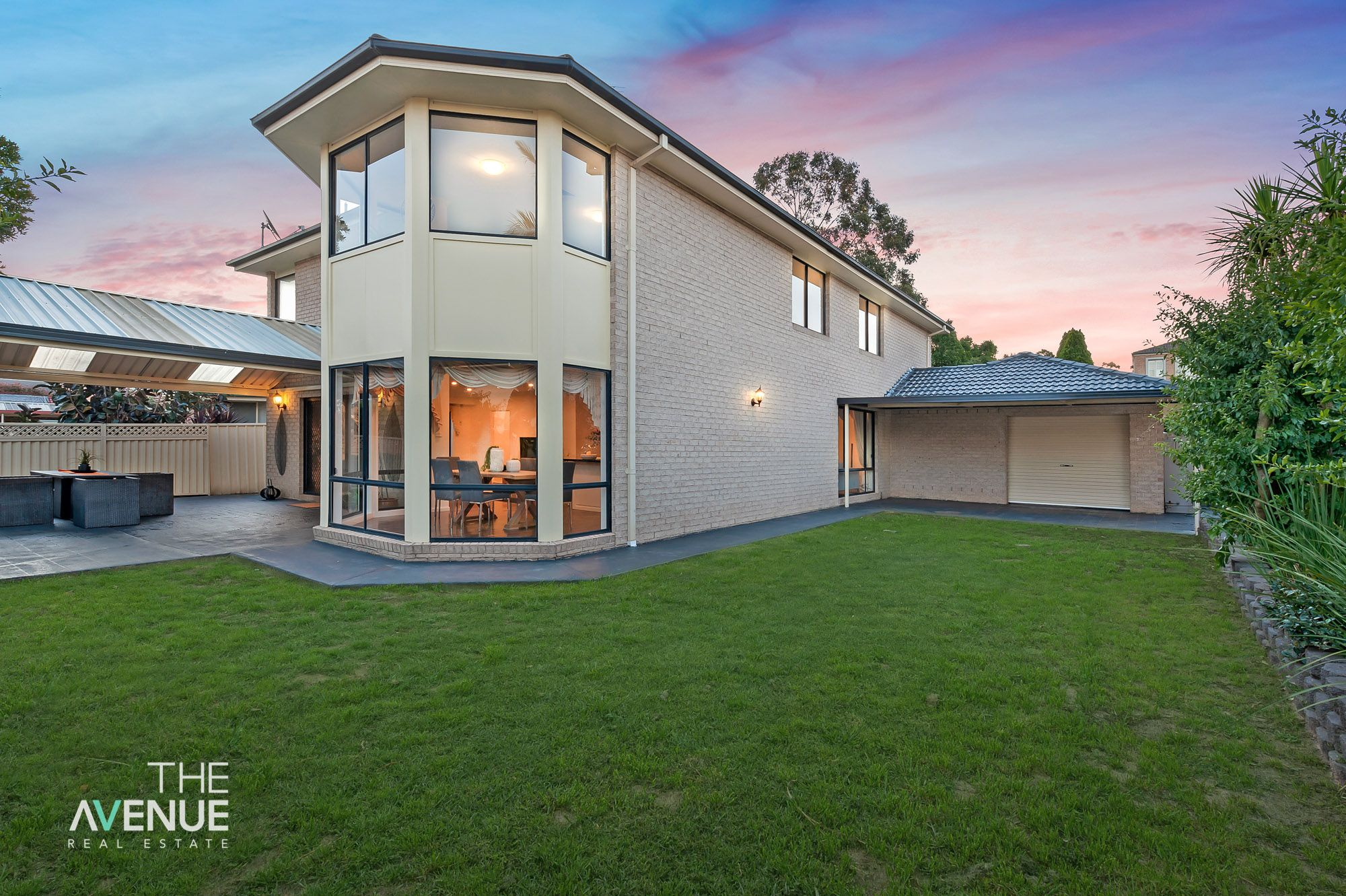 58 James Mileham Drive, Kellyville NSW 2155