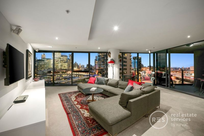Defining generous and luxurious Yarra's Edge living