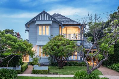 Renovated Federation beauty in one of Chatswood's best streets