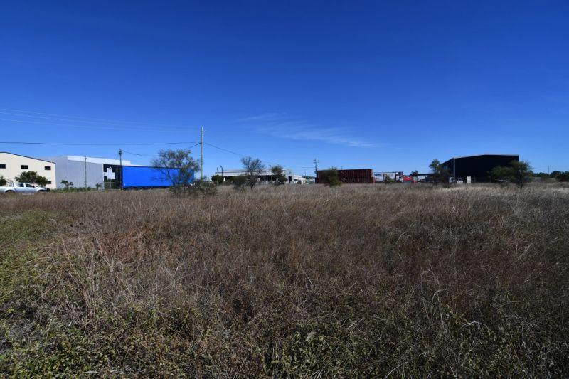 Industrial Land - $155 per Square Meter