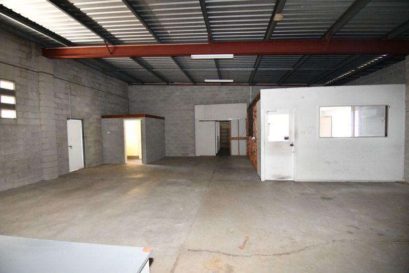 Freestanding Garbutt Warehouse & office