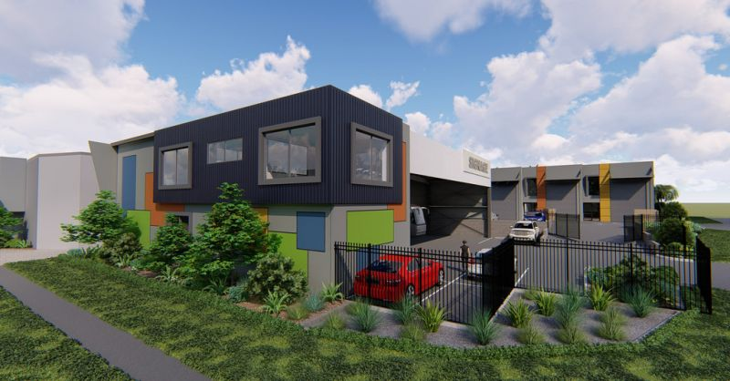Brand New Architecturally Designed Warehouses - Act Now!