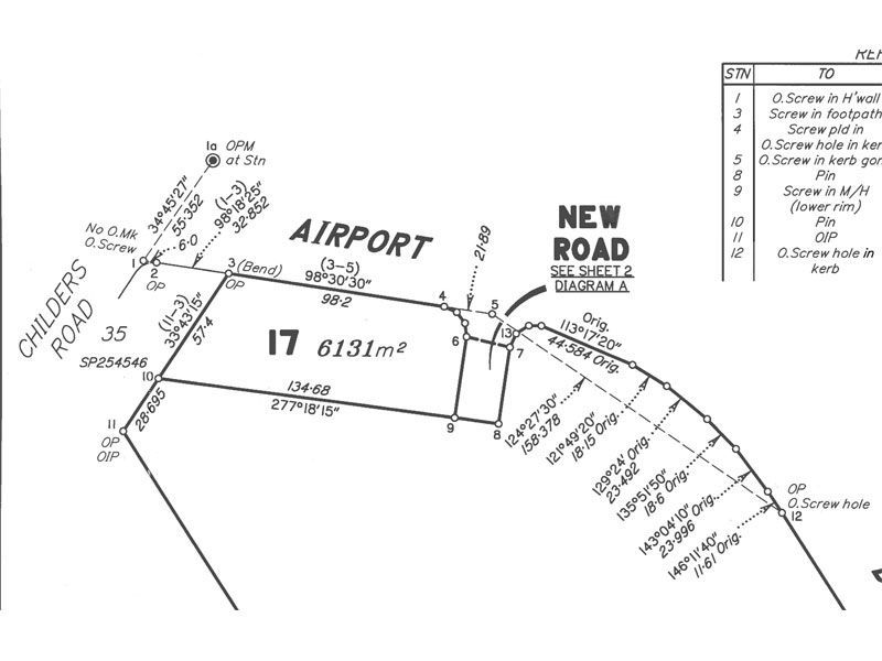 Lot 17 Airport Drive