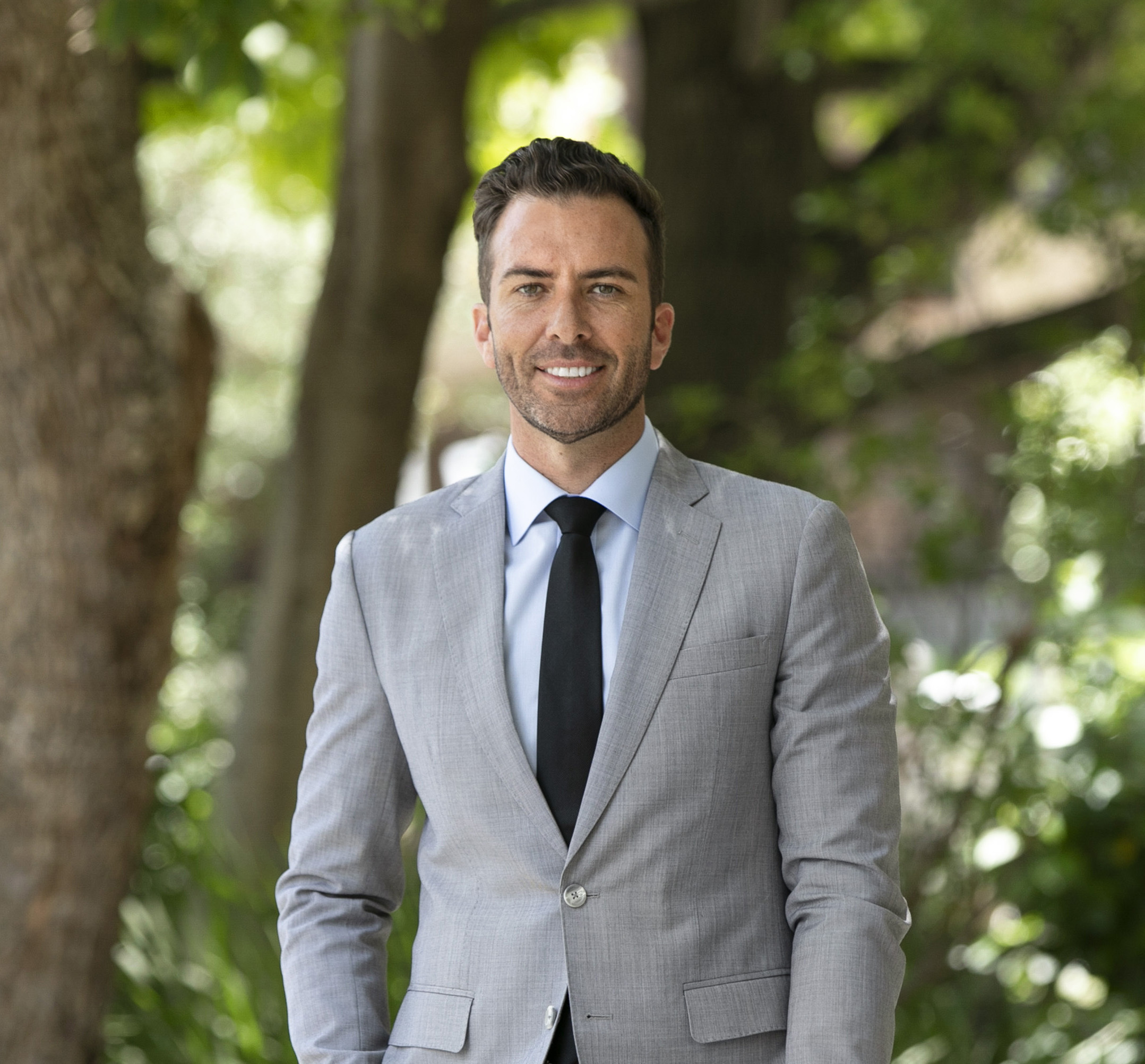 Michael Coombs real estate agent