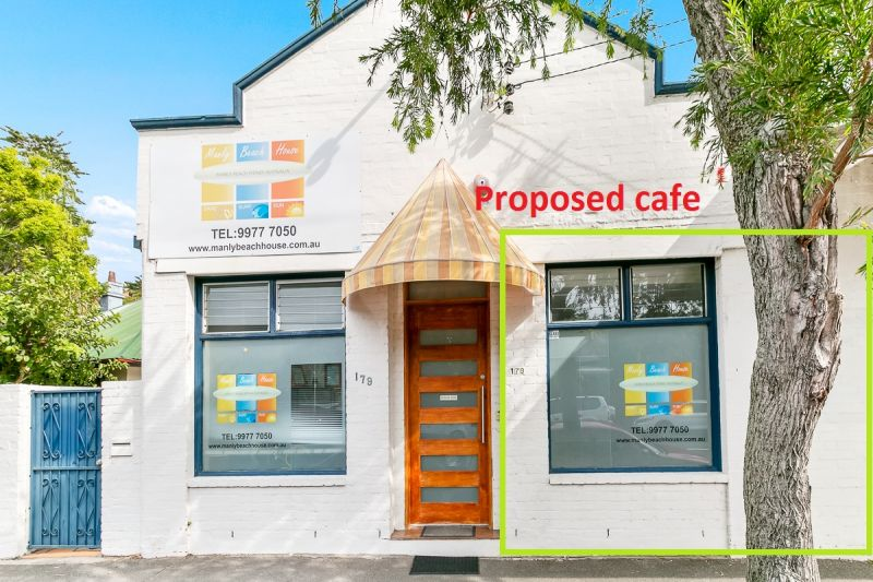 PROPOSED SATELLITE CAFE OPPORTUNITY