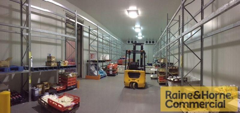 Food Distribution Facility