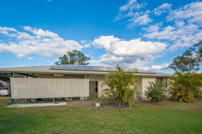 PRIVATE HOME ON 5 BEAUTIFUL ACRES IDEAL FOR HORSES WITH SHEDS & HUGE DECK!