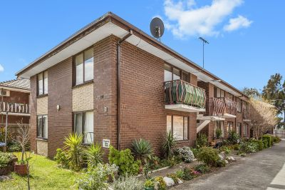Solid investment or owner occupation, ground floor opportunity in this highly sort precinct
