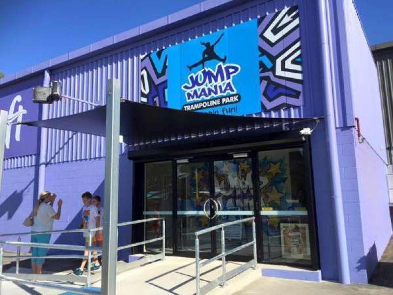 Jump Mania Trampoline Park Cairns *** Sold ***