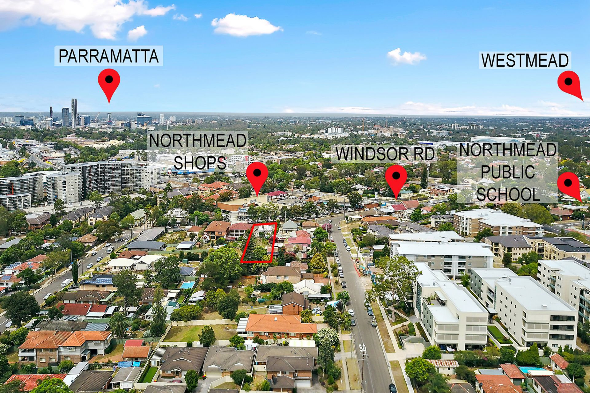 5 Campbell Street, Northmead NSW 2152