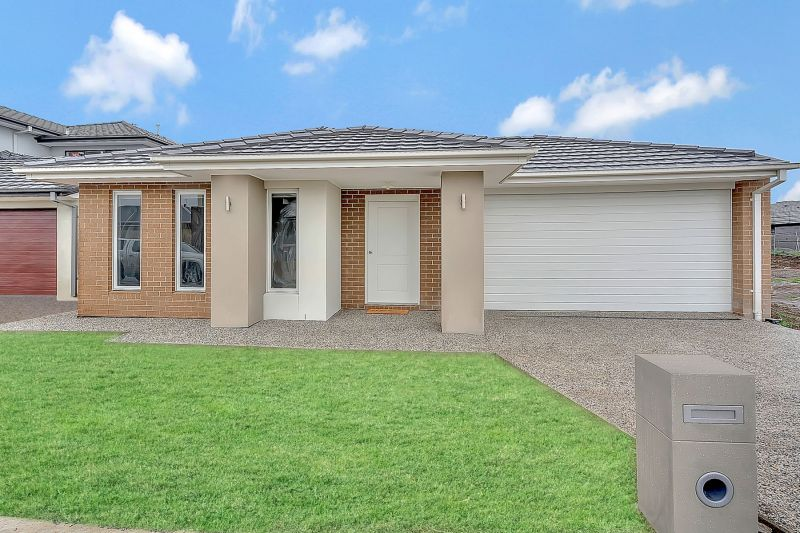 This brand new 4-bedroom home is located in Donnybrook's best estate!