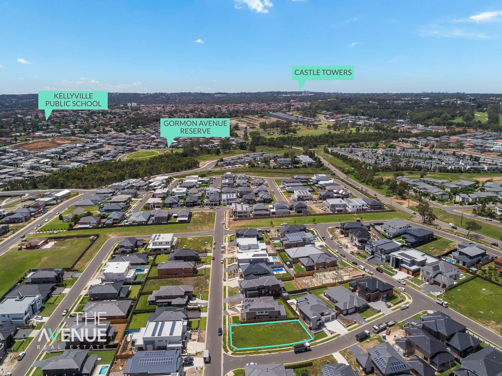 41 Water Creek Boulevard, Kellyville NSW 2155