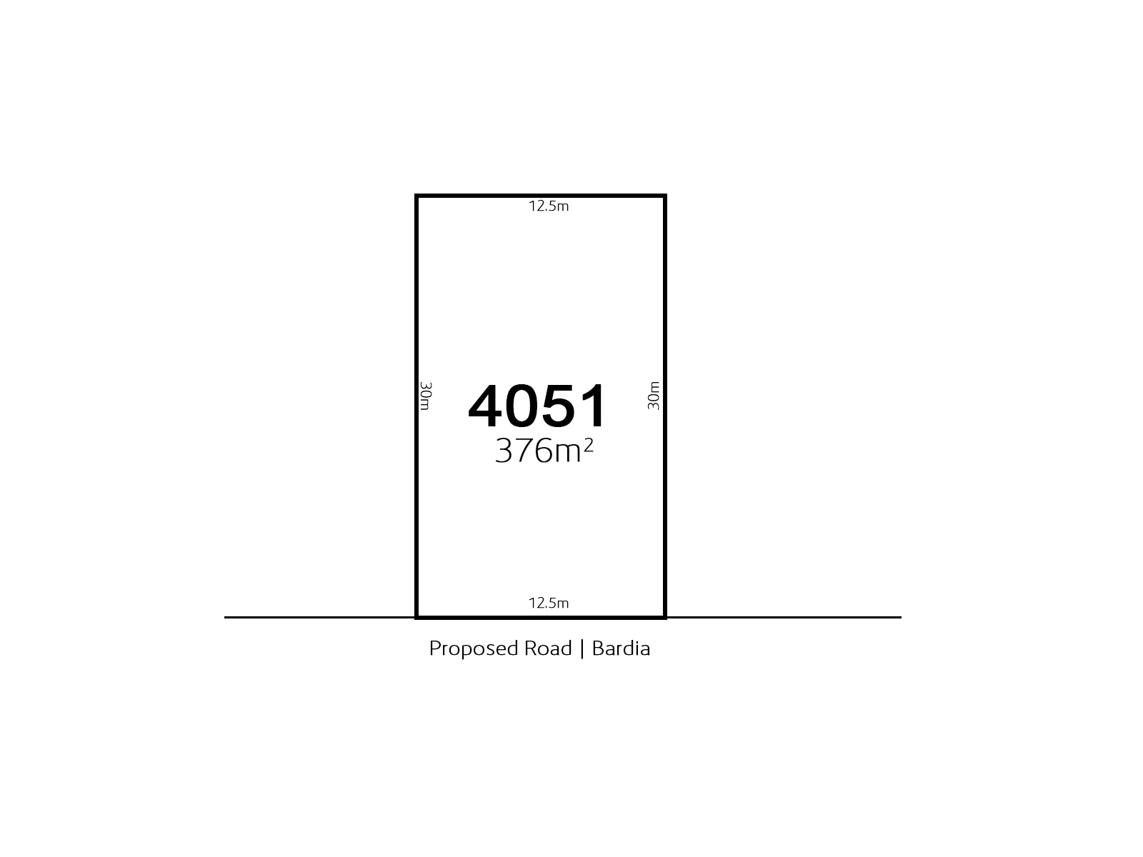 Bardia LOT 4051 Proposed Road | Bardia