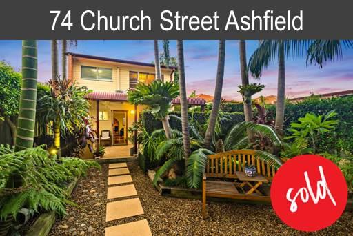 Terry & Michelle | Church St Ashfield