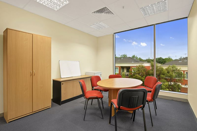 Corner Office Suite Opportunity