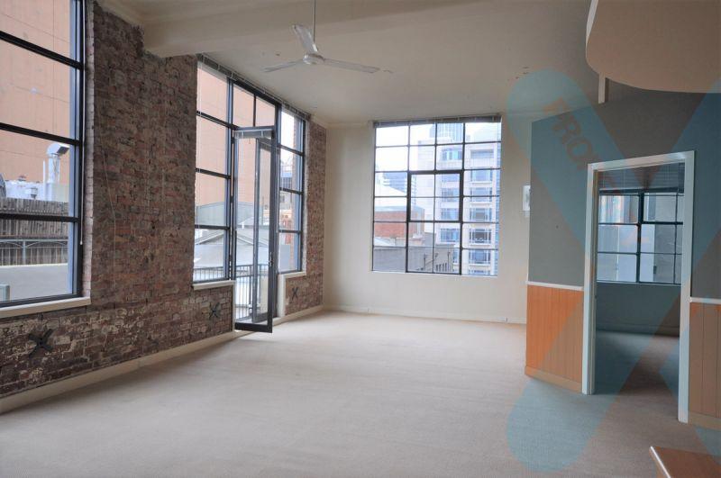 Spacious Warehouse Style Apartment with Mezzanine!