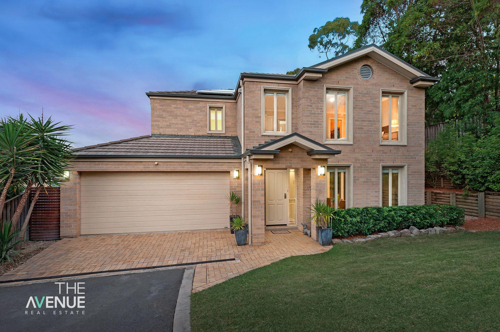 6 Verincourt Way, Castle Hill NSW 2154