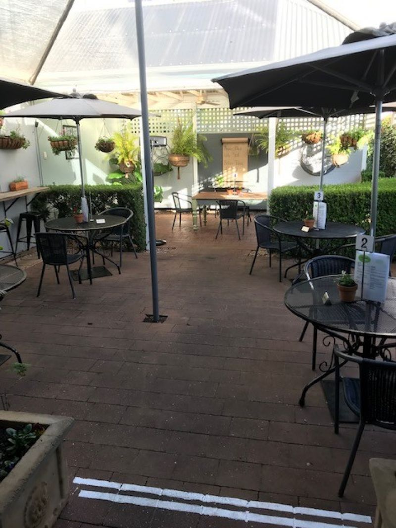 Popular Cafe with Alfresco Dining